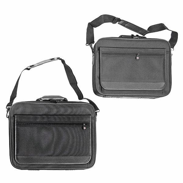 Сумка-портфель мужская ″Деловая″, 2 шт, 4 отделения 37*28, 40*31 купить оптом и в розницу