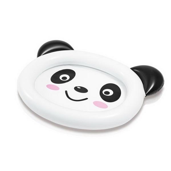 Бассейн надувной круглый 117*89*14 см Smilinig Panda Intex (59407) купить оптом и в розницу