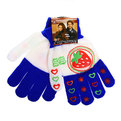 Перчатки молодежные ″Клубнички″ цвет в ассортименте h-17см купить оптом и в розницу