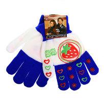 Перчатки женские ″Клубнички″ 852-1 купить оптом и в розницу