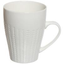Кружка керамическая 350мл ″Белая″ F87 купить оптом и в розницу