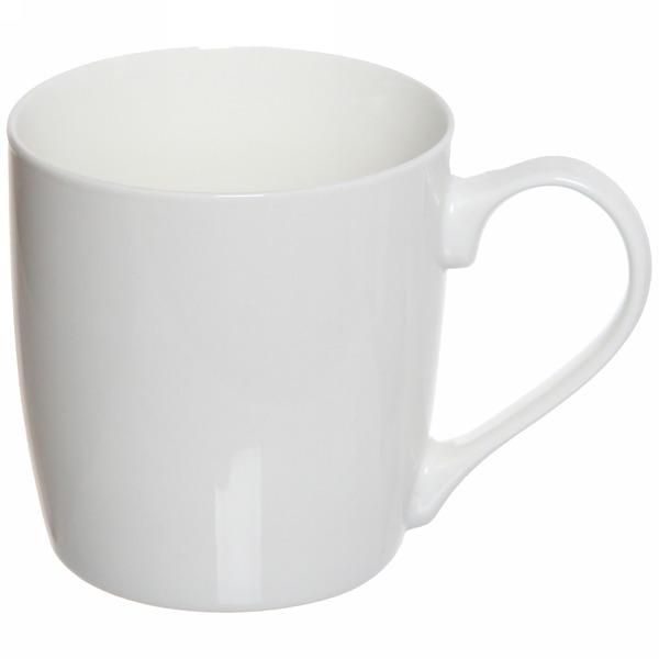 Кружка керамическая 200мл ″Белая″ купить оптом и в розницу