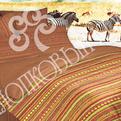 Евро бязь-люкс 4нав Танзания/3 Хлопковый Край купить оптом и в розницу