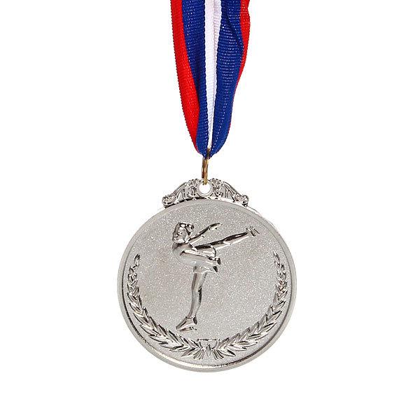 Медаль ″Фигурное катание″- 2 место (6,5см) купить оптом и в розницу