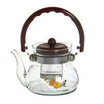 Чайник заварочный стеклянный 600 мл ″Одуванчик″ купить оптом и в розницу