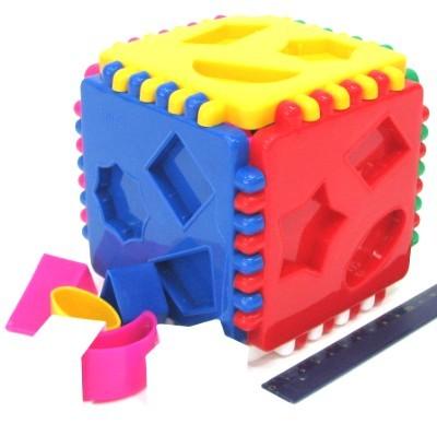Логич.игрушка Куб Ева N-004 купить оптом и в розницу