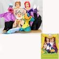 Кук. театр 68343 Русалочка Сказки моря 6 персонажей Жирафики купить оптом и в розницу