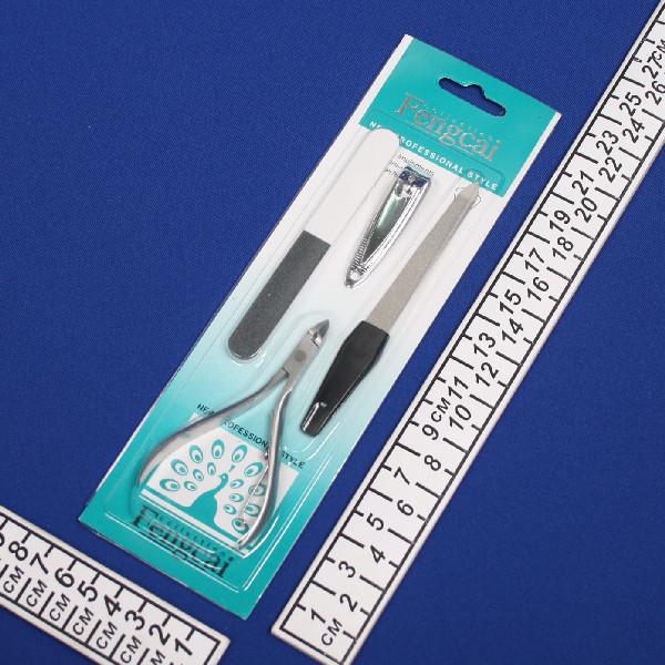 Набор для маникюра на блистере 4 предметов 801-45 купить оптом и в розницу