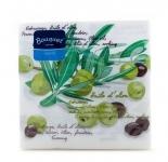 Салфетки бумажные 2сл. 20л ″Bouquet Original de Luxe ″Яблоки″ купить оптом и в розницу
