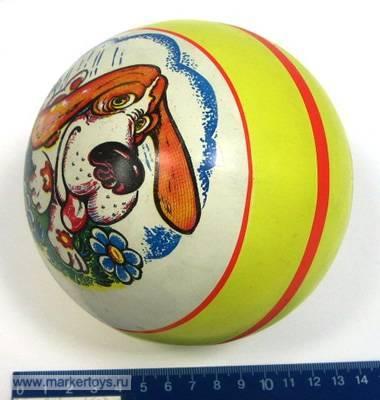 Мяч 125 С75П с рис купить оптом и в розницу
