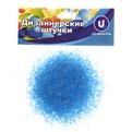 Украшение декоративное песок для дизайна ″Кристаллы″ 100гр голубой купить оптом и в розницу