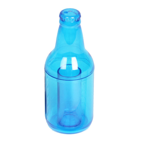 Подставка для зубочисток ″Бутылка″, пластик, 6 см купить оптом и в розницу