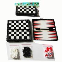 Шахматы 618-1JH 3 в 1 купить оптом и в розницу