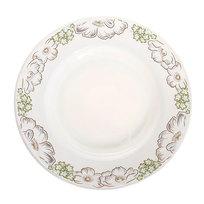Тарелка суповая 20см ″Цветы″ HSP80 купить оптом и в розницу
