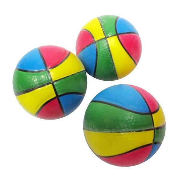 Мяч 6,3 см Баскетбол 141-120F купить оптом и в розницу