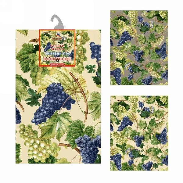 Полотенце кухонное 48*62см Дивный сад ТП71-99 купить оптом и в розницу
