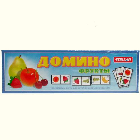 Домино Фрукты бол. 00014 /16/ купить оптом и в розницу