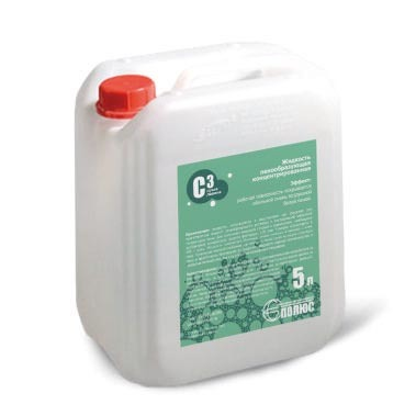 Жидкость пенообразующая ″С3″, сухая лавина, концентрированная, 5 л. купить оптом и в розницу