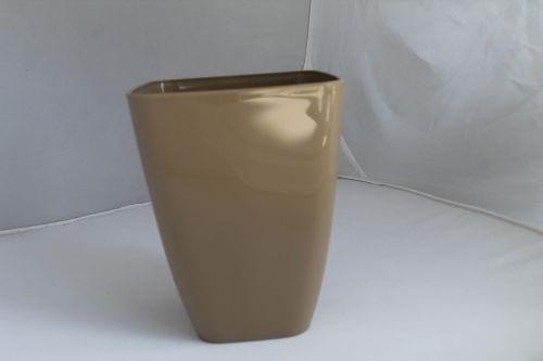 Кашпо для орхидеи 13 квад. 1,5л.кофе латте *10 Form plastic купить оптом и в розницу