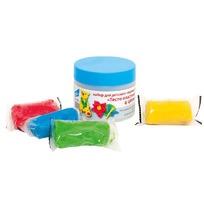 Набор ДТ Тесто для лепки 4 цвета ТА1055 /Genio Kids купить оптом и в розницу