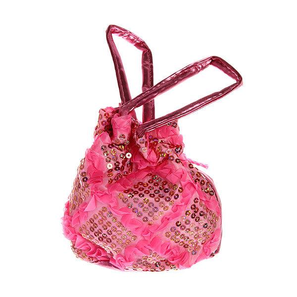 Сумка детская ″Модница - капля″, цвет розовый 13*14*6 купить оптом и в розницу