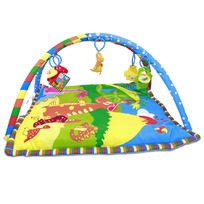 Коврик Динозаврик с дугами 5 игрушек РМ008 ути Пути купить оптом и в розницу