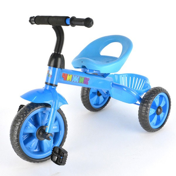 Велосипед 3-х Чижик T007B синий купить оптом и в розницу