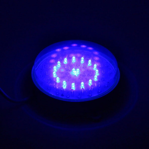 Светильник светодиодный ″Бегущая волна″ RGB (красный, зеленый, синий), круглый купить оптом и в розницу
