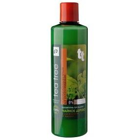 Шампунь-Бальзам для волос NATURAL OIL ЧАЙНОЕ ДЕРЕВО от перхоти 500 мл. купить оптом и в розницу