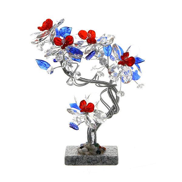 Фигурка стекло Дерево любви купить оптом и в розницу