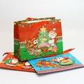 Пакет подарочный 23*17.5*10см (12/600) купить оптом и в розницу