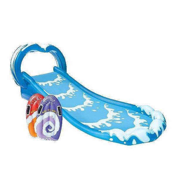 Горка водяная детская от 6 лет 406*168*163 см Intex (57469) купить оптом и в розницу