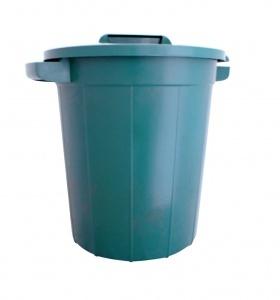бак для мусора 90 л. 58*52,5 купить оптом и в розницу
