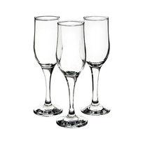 Набор фужеров для шампанского 3шт 190мл ″Тулип″ купить оптом и в розницу
