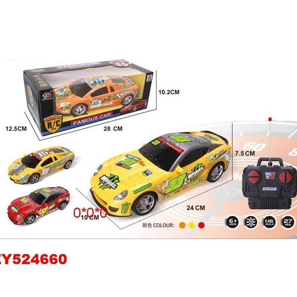 Машина р/у 6688-60 в кор. купить оптом и в розницу