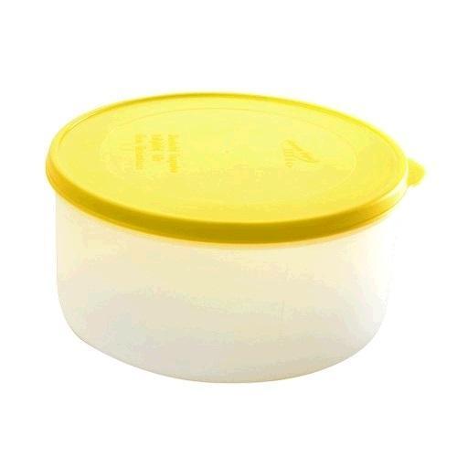 """Емкость для продуктов """"Bio"""" круглая 0,15 л лимон *125 купить оптом и в розницу"""
