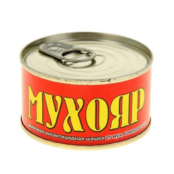 Дымовая шашка Мухояр 100г купить оптом и в розницу