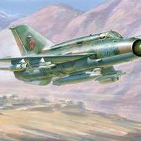 Сб.модель 7259 Самолет Миг-21Бис купить оптом и в розницу