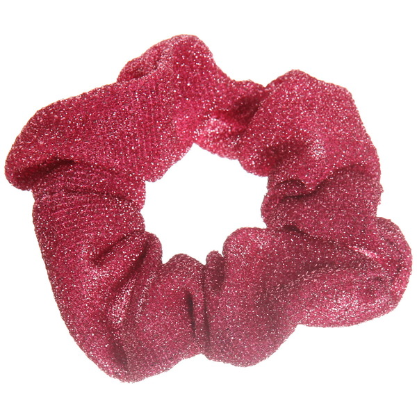 Резинка для волос 1шт ″Люрекс″, цвет светло-розовый купить оптом и в розницу