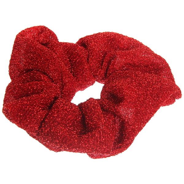 Резинка для волос 1шт ″Люрекс″, цвет микс купить оптом и в розницу