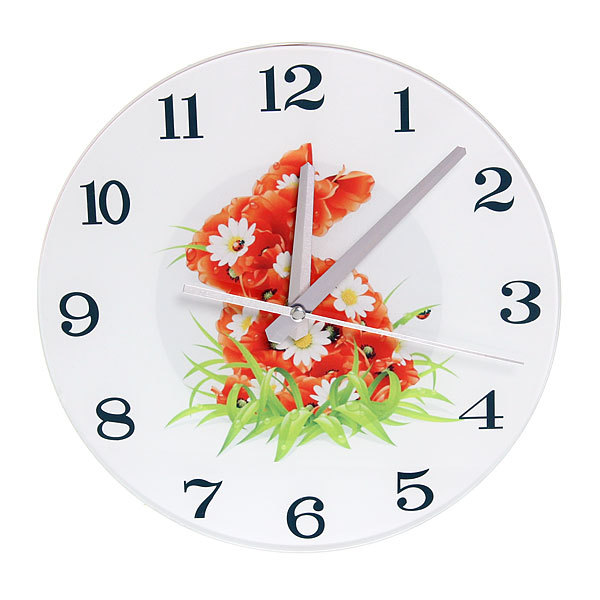 Часы настенные ″Милаша″ d-25см 11 купить оптом и в розницу