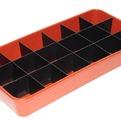 Ящик для рассады 480*240*70 (18 ячеек) 1/30 купить оптом и в розницу