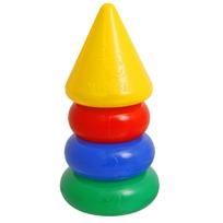 Пирамида с конусом 3 кольца 1182510 купить оптом и в розницу