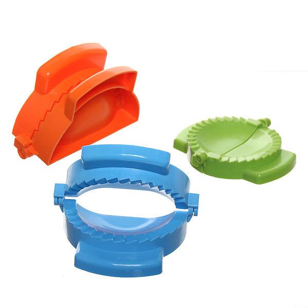 Форма пластиковая для чебуреков в наборе 3шт купить оптом и в розницу