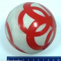 Мяч 100 С30ЛП с трафаретом купить оптом и в розницу