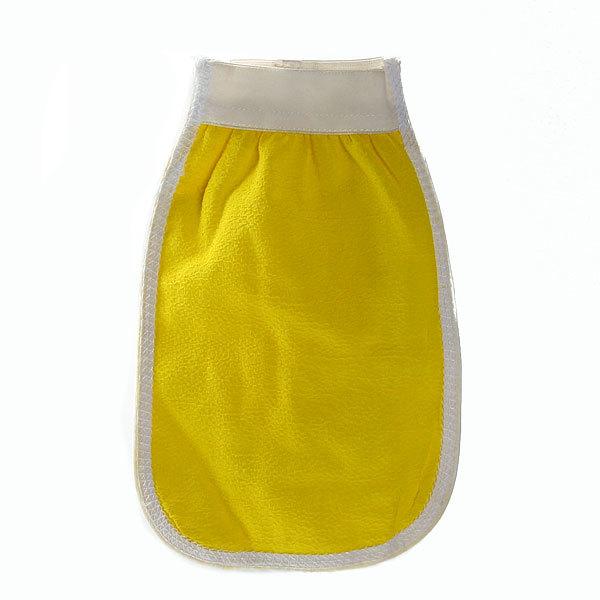 Мочалка-варежка для тела мягкая ″Радуга″ 21,5*14,5см купить оптом и в розницу