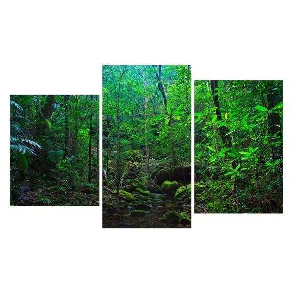 Картина модульная триптих 55*96 Природа диз.34 104-01 купить оптом и в розницу