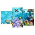Картина модульная триптих 55*96 Море диз.6 105-01 купить оптом и в розницу