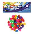 Украшение декоративное ″Камни крупные″ 100гр разноцветные купить оптом и в розницу