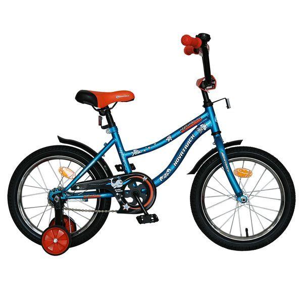 """Велосипед 2-х 14"""" NEPTUNE синий 60730-КХ купить оптом и в розницу"""